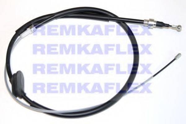 REMKAFLEX 521470 Трос, стояночная тормозная система
