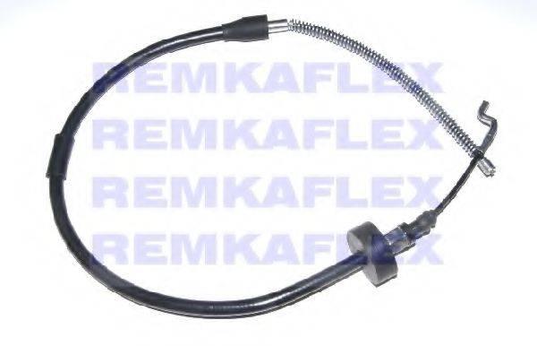REMKAFLEX 621340 Трос, стояночная тормозная система