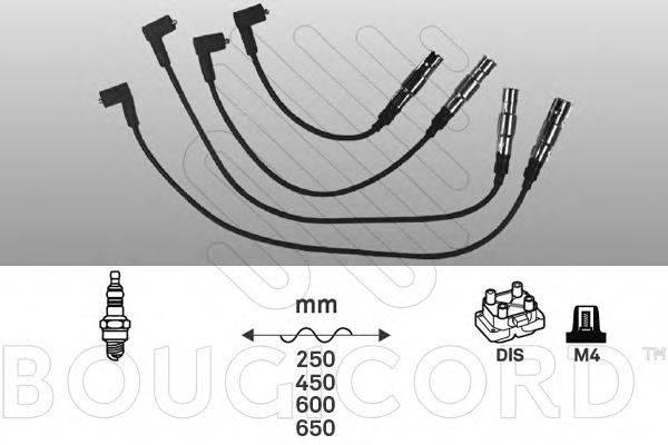 BOUGICORD 4173 Комплект проводов зажигания