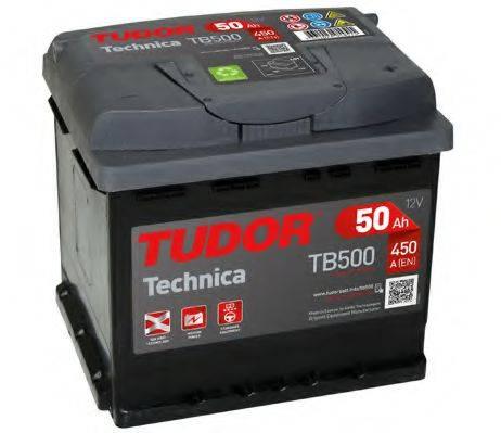 TUDOR TB500 Аккумулятор автомобильный (АКБ)