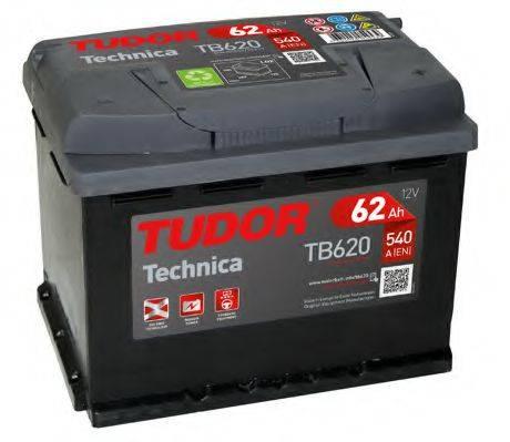 TUDOR TB620 Аккумулятор автомобильный (АКБ)