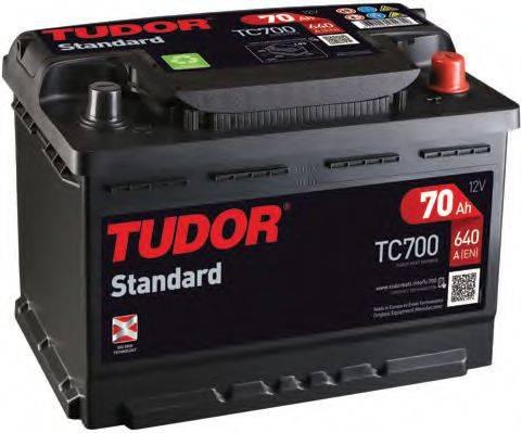 TUDOR TC700 Аккумулятор автомобильный (АКБ)