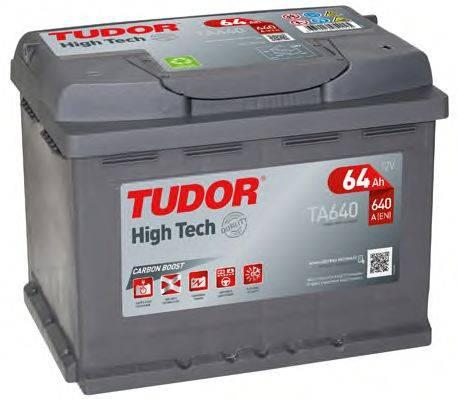 TUDOR TA640 Аккумулятор автомобильный (АКБ)