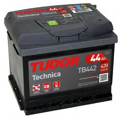 TUDOR TB442 Аккумулятор автомобильный (АКБ)