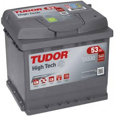 TUDOR TA530 Аккумулятор автомобильный (АКБ)