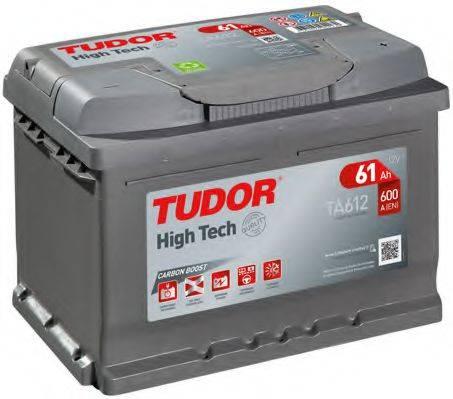 TUDOR TA612 Аккумулятор автомобильный (АКБ)