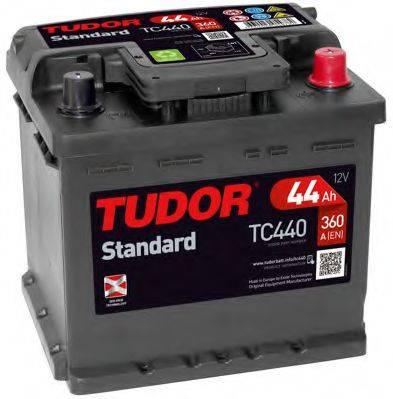 TUDOR TC440 Аккумулятор автомобильный (АКБ)