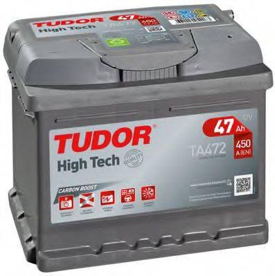 TUDOR TA472 Аккумулятор автомобильный (АКБ)