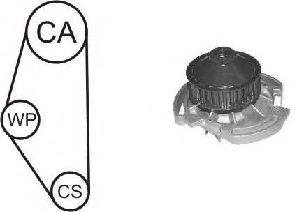 AIRTEX WPK139701 Водяной насос + комплект зубчатого ремня