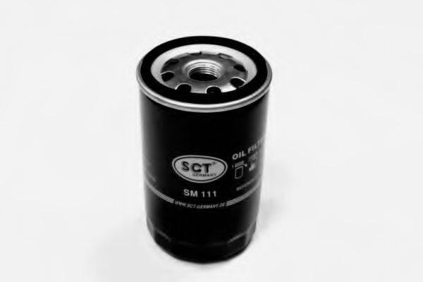 SCT GERMANY SM111 Фильтр масляный ДВС