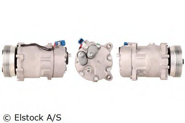 ELSTOCK 510016 Компрессор кондиционера