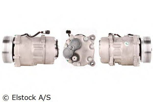 ELSTOCK 510076 Компрессор кондиционера