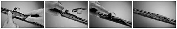 TRICO ES530L Щетка стеклоочистителя