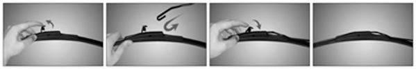 TRICO NF530 Щетка стеклоочистителя