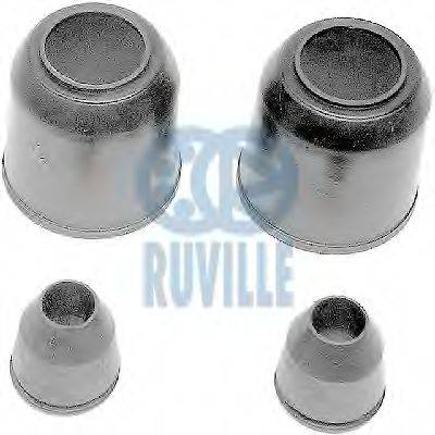 RUVILLE 815404 Комплект пыльника и отбойника амортизатора