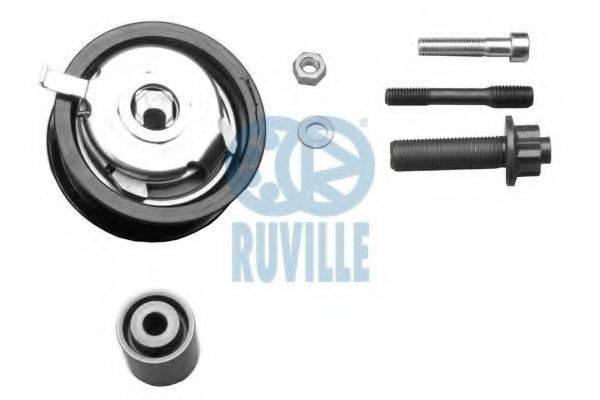 RUVILLE 5542651 Комплект роликов, зубчатый ремень