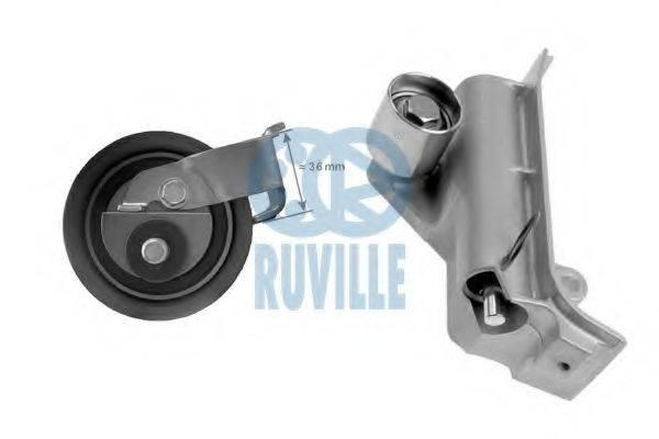 RUVILLE 5544251 Комплект роликов, зубчатый ремень