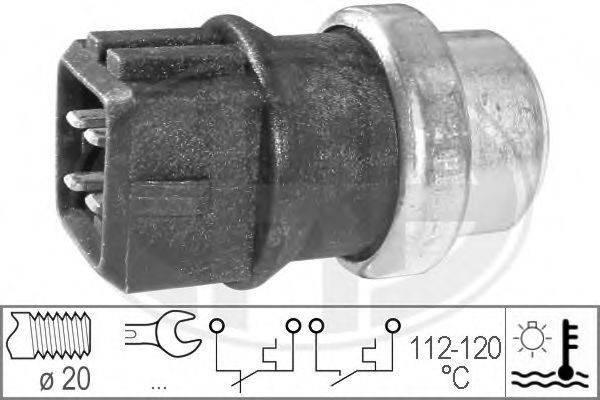 ERA 330164 Термовыключатель, вентилятор радиатора