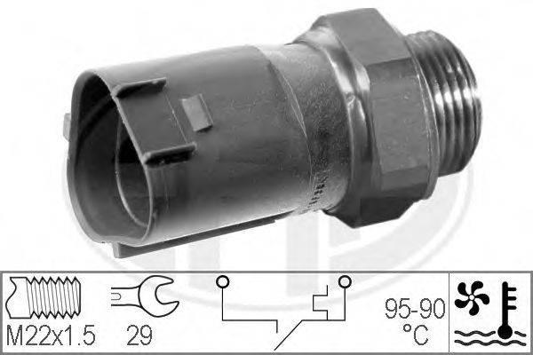 ERA 330199 Термовыключатель, вентилятор радиатора