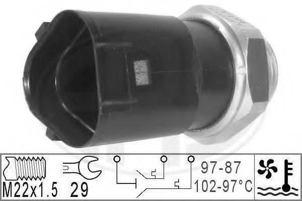 ERA 330230 Термовыключатель, вентилятор радиатора