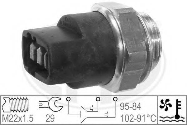 ERA 330268 Термовыключатель, вентилятор радиатора