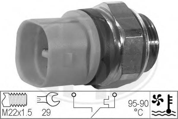 ERA 330282 Термовыключатель, вентилятор радиатора