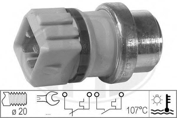 ERA 330288 Датчик, температура охлаждающей жидкости