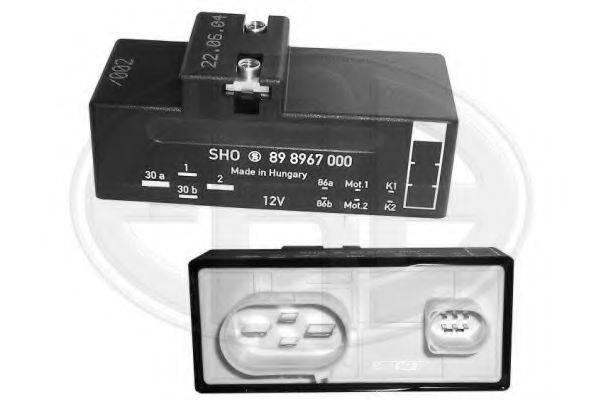 ERA 661065 Реле, продольный наклон шкворня вентилятора