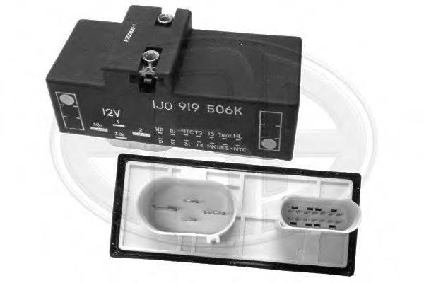 ERA 661066 Реле, продольный наклон шкворня вентилятора