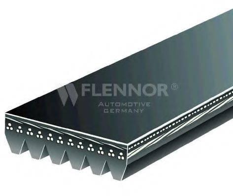 FLENNOR 6PK0923 Поликлиновой ремень
