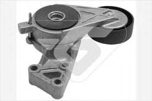 HUTCHINSON T0036 Натяжной ролик, поликлиновой  ремень