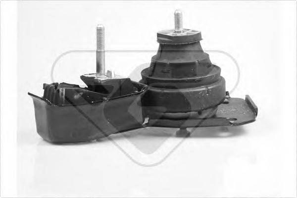 HUTCHINSON 585080 Опора двигателя