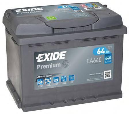 EXIDE EA640 Аккумулятор автомобильный (АКБ)