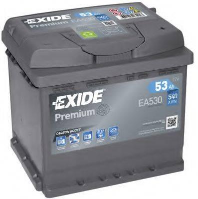 EXIDE EA530 Аккумулятор автомобильный (АКБ)
