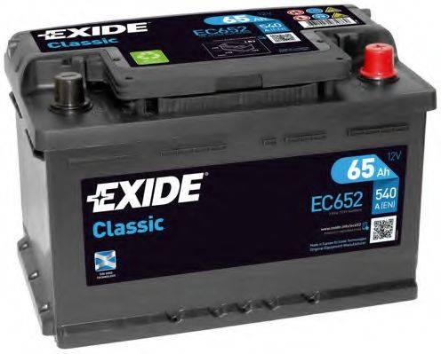 EXIDE EC652 Аккумулятор автомобильный (АКБ)