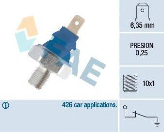 FAE 11690 Датчик давления масла