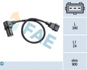 FAE 79052 Датчик положения коленвала