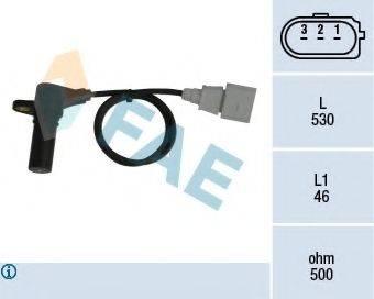 FAE 79063 Датчик положения коленвала