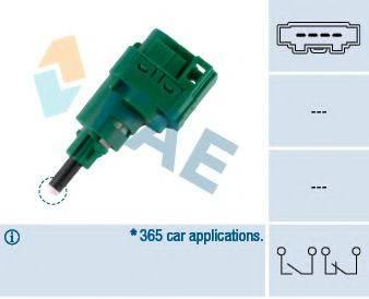 FAE 24762 Выключатель стоп-сигнала