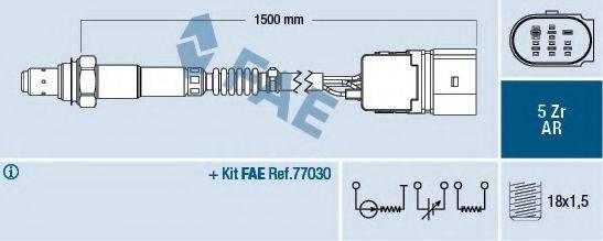 FAE 75351 Лямбда-зонд
