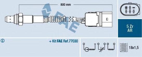 FAE 75355 Лямбда-зонд