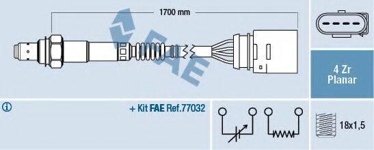 FAE 77902 Лямбда-зонд