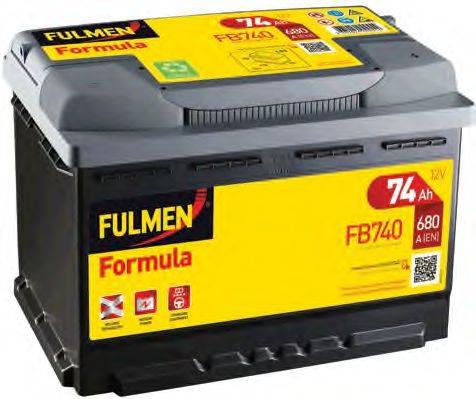 FULMEN FB740 Аккумулятор автомобильный (АКБ)