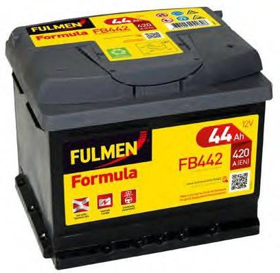 FULMEN FB442 Аккумулятор автомобильный (АКБ)