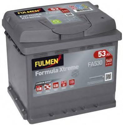 FULMEN FA530 Аккумулятор автомобильный (АКБ)