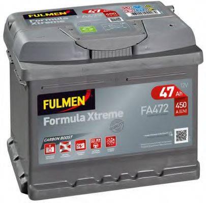 FULMEN FA472 Аккумулятор автомобильный (АКБ)