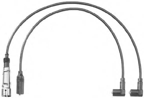 EYQUEM 0910301065 Комплект проводов зажигания