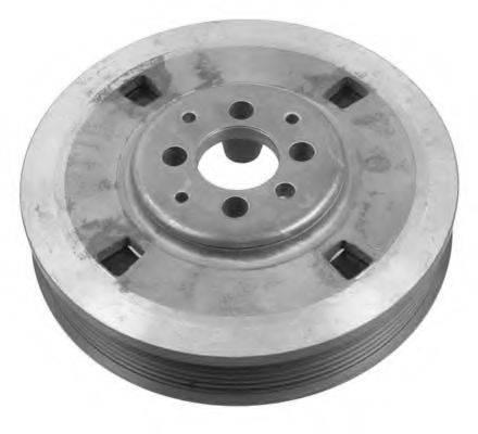 MGA DP114 Ременный шкив, коленчатый вал
