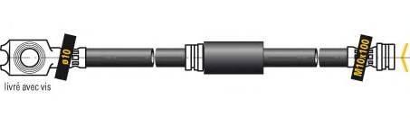 MGA F5482 Тормозной шланг