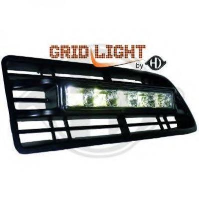 DIEDERICHS 2213688 Комплект фар дневного освещения